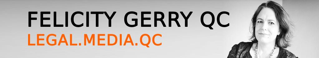 FELICITY GERRY QC